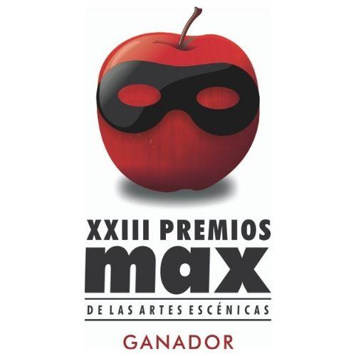 Recollida Premi MAX al Millor Espectacle per a Públic Infantil i Familiar